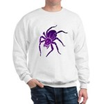 Purple Spider Sweatshirt