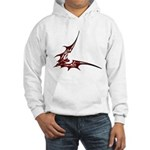 Vampire Bat 1 Hooded Sweatshirt