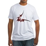 Vampire Bat 1 Fitted T-Shirt