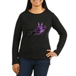 Vampire Bat 2 Women's Long Sleeve Dark T-Shirt