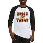 Trick or Treat Baseball Jersey