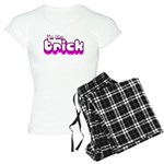 Retro I'm the Trick Women's Light Pajamas