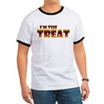 Glowing I'm the Treat Ringer T
