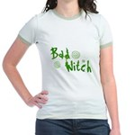 Bad Witch Jr. Ringer T-Shirt