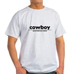 generic cowboy costume Light T-Shirt
