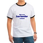 this is my bartender costume Ringer T