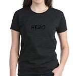 HERO Women's Dark T-Shirt