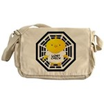 Lost Chick - Dharma Initiativ Canvas Messenger Bag