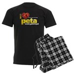 I Heart Peta Murgatroyd Men's Dark Pajamas