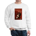 Distressed Retro DWTS Poster Sweatshirt