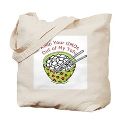 Keep Your GMOs Out of My Tofu Tote Bag
