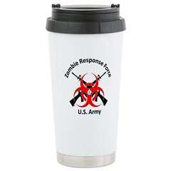 Zombie Response 2 Ceramic Travel Mug