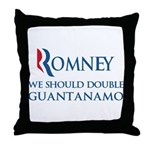 An anti-Mitt Romney spoof logo design featuring a slogan the candidate should use, if he was honest.