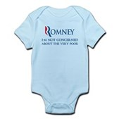 Anti-Romney: Very Poor Infant Bodysuit