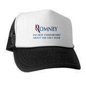 Anti-Romney: Very Poor Trucker Hat