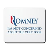 Anti-Romney: Very Poor Mousepad
