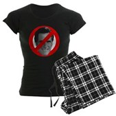 No Mitt Women's Dark Pajamas