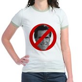 No Mitt Jr. Ringer T-Shirt
