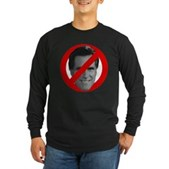 No Mitt Long Sleeve Dark T-Shirt