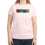 Teacher made of Elements whimsy Women's Light T-Shirt