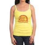 Gay for Obama Jr. Spaghetti Tank