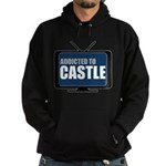 Addicted to Castle Dark Hoodie (dark)