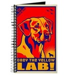 Obey the Yellow Lab! World Domination Journal