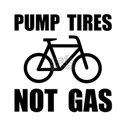Pump Tires T-Shirt
