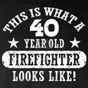 40th Birthday Firefighter