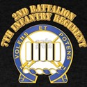 DUI - 2nd Battalion - 7th Infantry Regiment with T