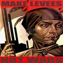 Make Levees Not Wars T-Shirt