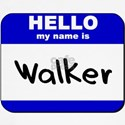 hello my name is walker