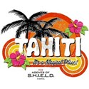 Greetings From Tahiti White T-Shirt