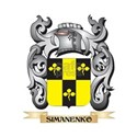 Simanenko Coat of Arms - Family Crest T-Shirt