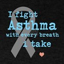 I Fight Asthma T-Shirt