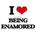 I love Being Enamored T-Shirt