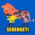 LION SERENGETI T-Shirt