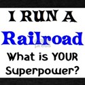 i run a railroad T-Shirt