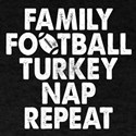 Football Turkey T-Shirt