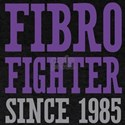 Fibro Fighter Since 1985 T-Shirt