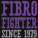 Fibro Fighter Since 1979 T-Shirt