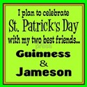 Guinness & Jameson T-Shirt
