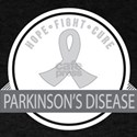 Hope Fight Parkinsons T-Shirt