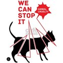 Stop the Animal Cruelty! T-Shirt