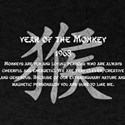 Year Of The Monkey 1968 T-Shirt