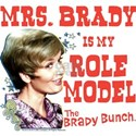 Mrs. Brady Is My Role Model Shirt