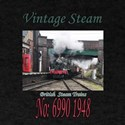 Vintage Steam Railway Train number 6990 at T-Shirt