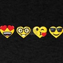 Emoji Love Faces T-Shirt