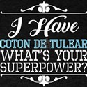 I Have Coton De Tulear Whats Your Superpow T-Shirt
