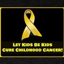 Cure Childhood Cancer! T-Shirt
